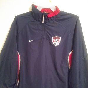 Nike Men's National Soccer Team Windbreaker